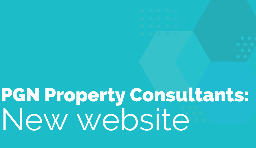 New Website for PGN Property Consultants
